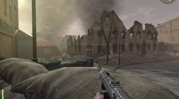 Скриншот Wehrwolf