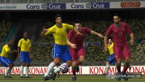миниатюра скриншота Pro Evolution Soccer 2008