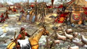миниатюра скриншота Golden Horde, the