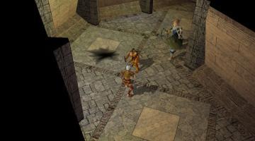 Скриншот Neverwinter Nights