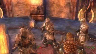 Скриншоты  игры World of Chaos
