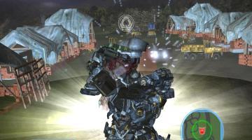 Скриншот Transformers: The Game