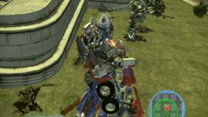 миниатюра скриншота Transformers: The Game