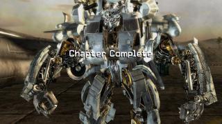 Скриншоты  игры Transformers: The Game