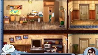 Скриншоты  игры How to get a student: Beta House