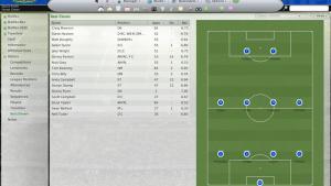 миниатюра скриншота Football Manager 2008