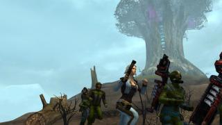 Скриншоты  игры Tabula Rasa