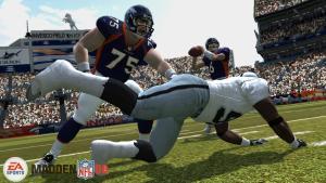 миниатюра скриншота Madden NFL 08