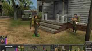 Скриншоты  игры 7.62