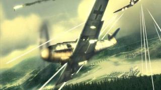 Скриншот Blazing Angels 2: Secret Missions of WWII