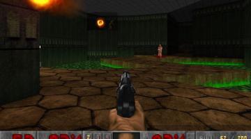 Скриншот Doom 2: Hell on Earth