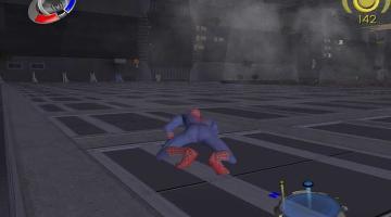 Скриншот Spider-Man 3: The Game