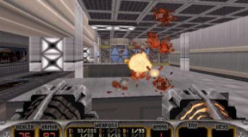 Скриншот Duke Nukem 3D