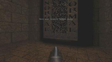 Скриншот Quake