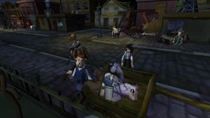 миниатюра скриншота Penny Arcade's On the Rain-Slick Precipice of Darkness