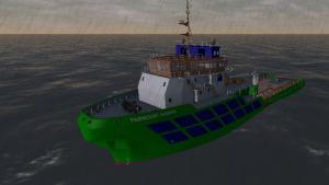 миниатюра скриншота Ship Simulator 2008