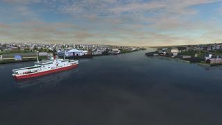 Скриншоты  игры Ship Simulator 2008