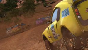 миниатюра скриншота SEGA Rally