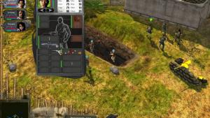 миниатюра скриншота Hired Guns: The Jagged Edge