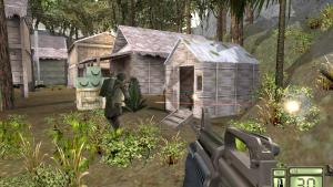миниатюра скриншота Soldier of Fortune 2: Double Helix