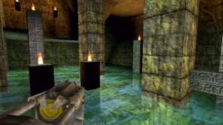 Скриншоты  игры Unreal