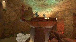 Скриншот Quake 2