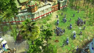 Скриншоты  игры Empire Earth 3