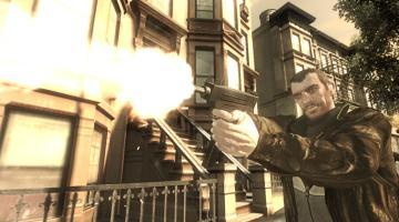 Скриншот Grand Theft Auto 4