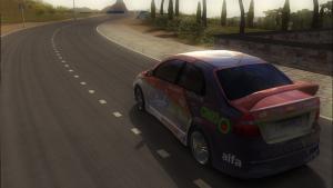 миниатюра скриншота GM Rally