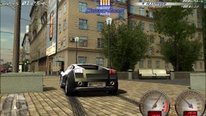 миниатюра скриншота Moscow Racer