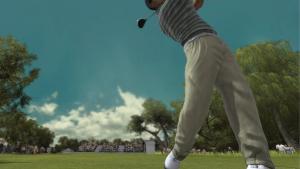 миниатюра скриншота Tiger Woods PGA Tour 08