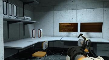 Скриншот Portal