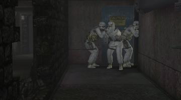Скриншот Tom Clancy's Rainbow Six 3: Raven Shield