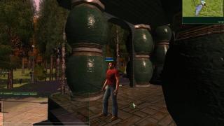 Скриншоты  игры Secret City online
