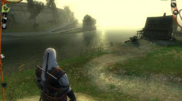 Скриншот The Witcher