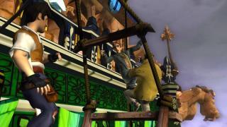 Скриншоты  игры Jack Keane
