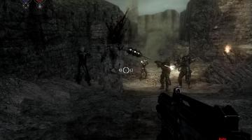 Скриншот Clive Barker's Jericho