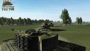 миниатюра скриншота WWII Battle Tanks: T-34 vs. Tiger