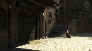 Скриншот Project Offset