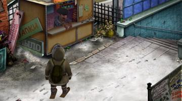 Скриншот Chukchi in the big city
