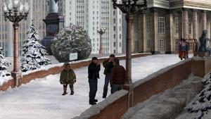 миниатюра скриншота Chukchi in the big city