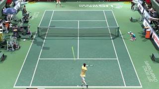 Скриншоты  игры Virtua Tennis 3