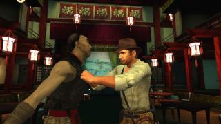 Скриншот Indiana Jones and the Emperor's Tomb