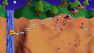 Скриншоты  игры Platypus
