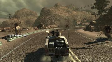 Скриншот BlackSite: Area 51