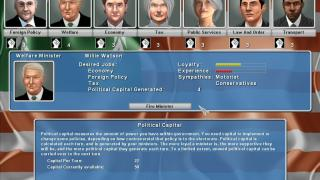 Скриншоты  игры Democracy 2