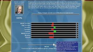 миниатюра скриншота Democracy 2