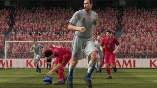 Скриншот Pro Evolution Soccer 2008