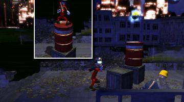 Скриншот CID The Dummy