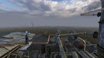 Скриншот S.T.A.L.K.E.R.: Clear Sky